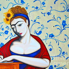 Rebecca Mott - Jane a la Frida