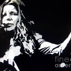 Ryszard Sleczka - Janis Joplin Pop Art
