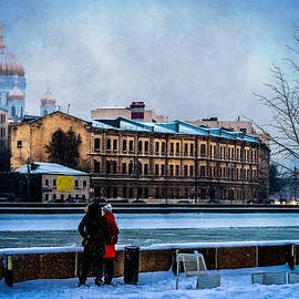 Alexander Senin - January Afternoon