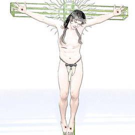 Joaquin Abella - Japanese Christ