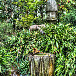Heidi Smith - Japanese Garden Fountain