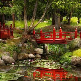 Mike Savad - Japanese Garden - Meditation