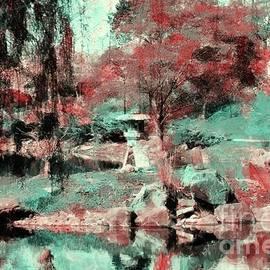 Kathleen Struckle - Japanese Garden