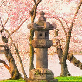 Lois Bryan - Japanese Stone Lantern