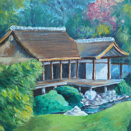 Joseph Levine - Japanese Tea House