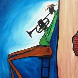 Guilbeaux Gallery - Jazz Against the Wall