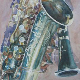 Jenny Armitage - Jazz Buddies