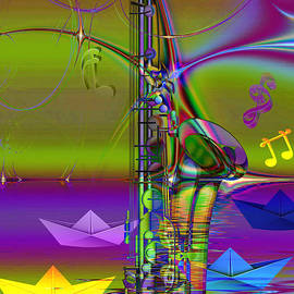 Eleni Mac Synodinos - Jazz Chill