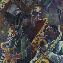 Anika Ferguson - Jazz Saxophone