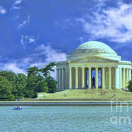 Allen Beatty - Jefferson Memorial