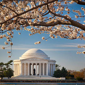 Inge Johnsson - Jefferson Memorial