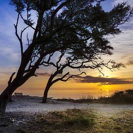 Debra and Dave Vanderlaan - Jekyll Island Sunrise
