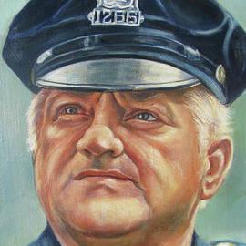 Melinda Saminski - Jersey City Policeman