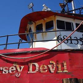 Joan Reese - Jersey Devil Clam Boat