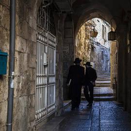 Alexey Stiop - Jerusalem streets