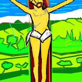 Anand Swaroop Manchiraju - JESUS-6