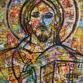 Adel Nemeth - Jesus Christ - Pantocrator