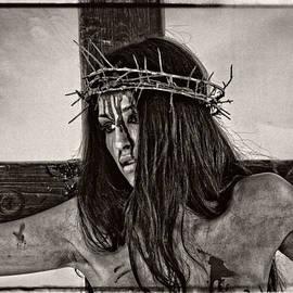 Ramon Martinez - Jesus Christ Portrait