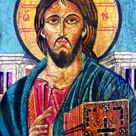 Ryszard Sleczka - Jesus Christ The Pantocrator I