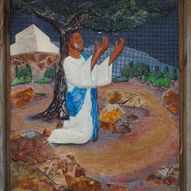 Lance Jost - Jesus in the Garden of Gethsemane