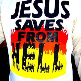 Ed Weidman - Jesus Saves From Hell