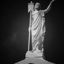 Christine Till - Jesus St Louis Cemetery No 3 New Orleans