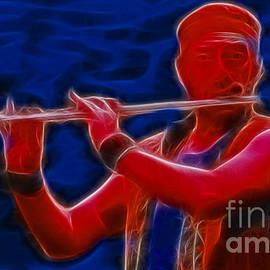 Gary Gingrich Galleries - Jethro Tull-96-B19-Fractal