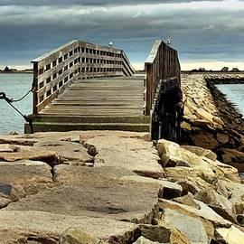 Janice Drew - Jetty Bridge