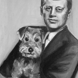 Martha Suhocke - JFK and Charlie