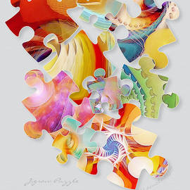 Gayle Odsather - Jigsaw Puzzle