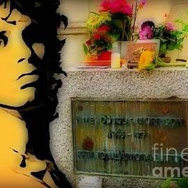 John Malone - Jim Morrison Memorial