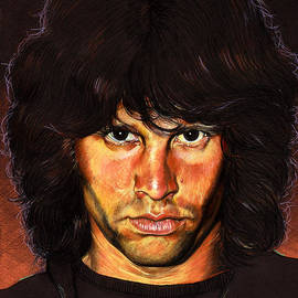 Tim  Scoggins - Jim Morrison