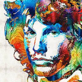 Sharon Cummings - Jim Morrison Tribute by Sharon Cummings