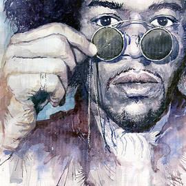 Yuriy  Shevchuk - Jimi Hendrix 08
