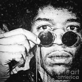 Antony McAulay - Jimi Hendrix