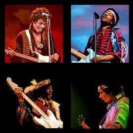 Paul  Meijering - Jimi Hendrix Collection