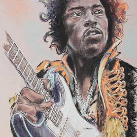 Melanie D - Jimi Hendrix