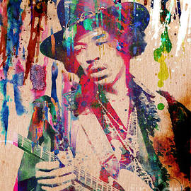 Ryan RockChromatic - Jimi Hendrix Original