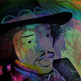Gary Keesler - Jimi Hendrix Purple Haze