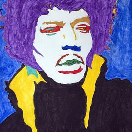 Stormm Bradshaw - Jimi Hendrix Purple Haze