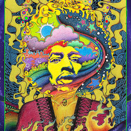 Jeff Hopp - Jimi Hendrix Rainbow King