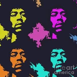 Ryszard Sleczka - Jimi Hendrix