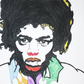 Stormm Bradshaw - Jimi Hendrix