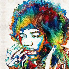 Sharon Cummings - Jimi Hendrix Tribute by Sharon Cummings