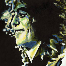 Tanya Filichkin - Jimmy Page. Rock Music Genius