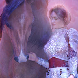 Suzanne Silvir - Joan of Arc