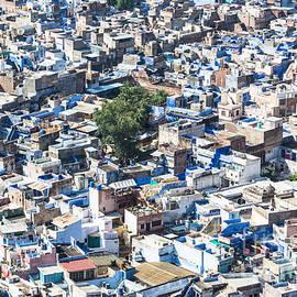 Didier Marti - Jodhpur blue city