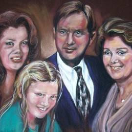 Martha Suhocke - Joe and his girls