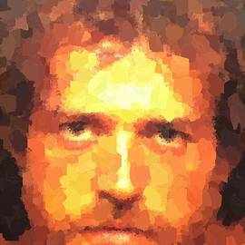 Samuel Majcen - Joe Cocker Portrait