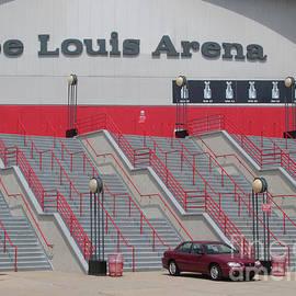Ann Horn - Joe Louis Arena